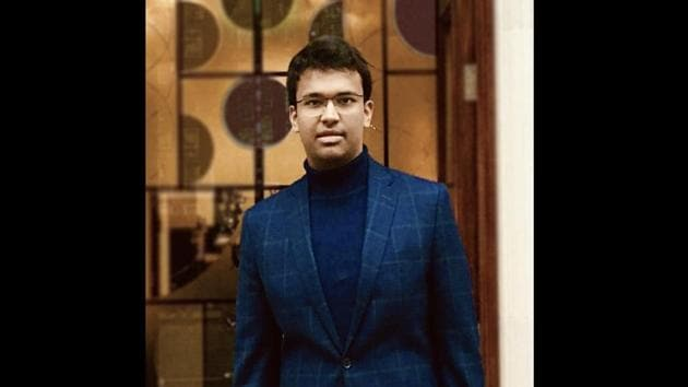 Udit Singhal has been named to the 2020 Class of 17 Young Leaders for the Sustainable Development Goals (SDGs).(www.uditsinghal.com)