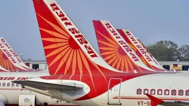 The other options before the government is to defer the national airline's sale by two to three years to let the investment climate improve or wind up its operations, the two persons cited above said.(PTI file photo)