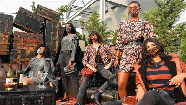 New York Fashion Week: Spring 2021 collection highlights quarantine fashion(Twitter/nyfw)