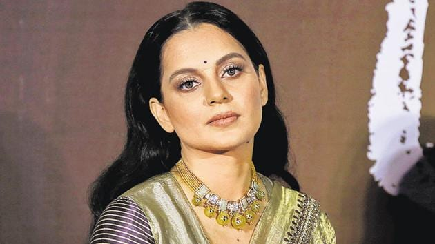 Bollywood actor Kangana Ranaut says there is a need for a united Indian film industry to emerge.(PTI Photo)