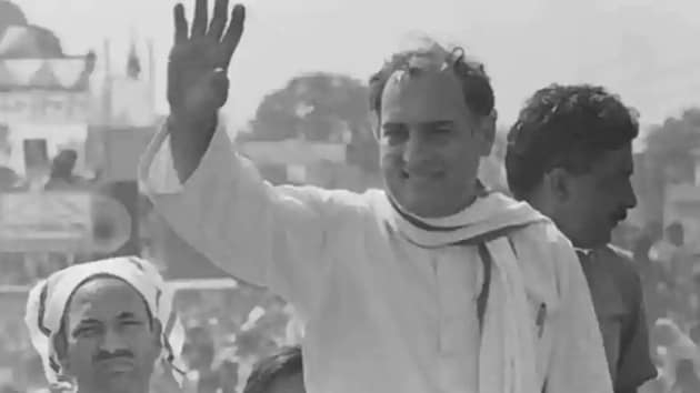 """According to Goodall, Gandhi had failed to revivify the Congress party, had become aloof and inaccessible to party workers, lacked """"any profoundly thought-out political philosophy of his own"""", and was ineffectual in foreign affairs.(HT file photo)"""