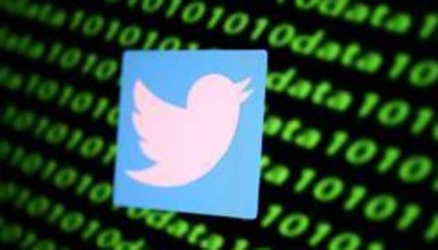 A Twitter spokesperson acknowledged the problem and said the company was looking into it.(REUTERS)