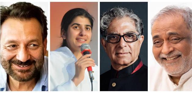 Eminent personalities such as Shekhar Kapur, BK Shivani, Dr Deepak Chopra and Dr Kamlesh Patel (Daaji) will be present at the event Celebrate Peace