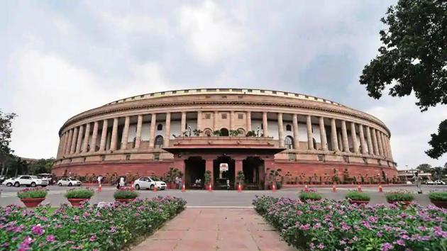 The Indian Institutes of Information Technology Laws (Amendment) Bill, 2020 has already been passed by Lok Sabha in the previous session on March 20, 2020.(PTI file)