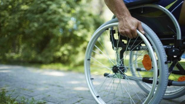 The UT administration has been asked not to remove physically handicapped people from Cheshire home.(Getty Images/iStockphoto)