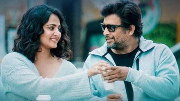 Anushka Shetty and R Madhavan star in Nishabdham.