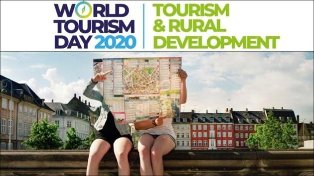 Quotes, slogans, pictures, FB statuses and WhatsApp messages to share on World Tourism Day 2020(Twitter/PeterBolan/EU_EESC)