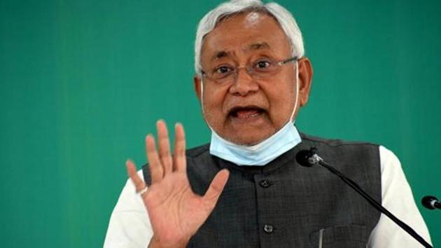 Congress has targeted Bihar chief minister Nitish Kumar using the farm bills ahead of Bihar assembly elections 2020.(ANI Photo)