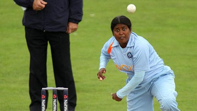 Neetu David played 10 Tests and 97 ODIs for India.(Getty Images)
