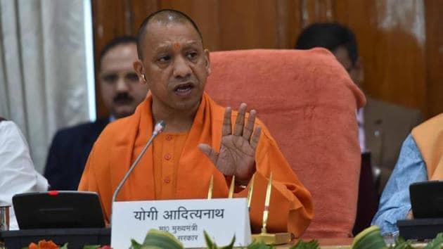 File photo: Uttar Pradesh chief minister Yogi Adityanath.(HT Photo)