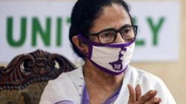 File photo: West Bengal chief minister Mamata Banerjee.(PTI)
