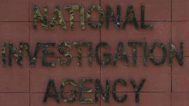 NIA headquarters at CGO Complex in New Delhi.(Vipin Kumar/HT PHOTO)