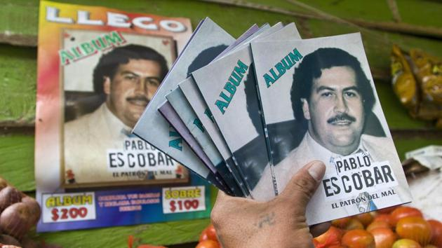 In Pablo Escobar's death, one cog in the wheel was removed but the problem of drug usage and addiction remained(REUTERS)