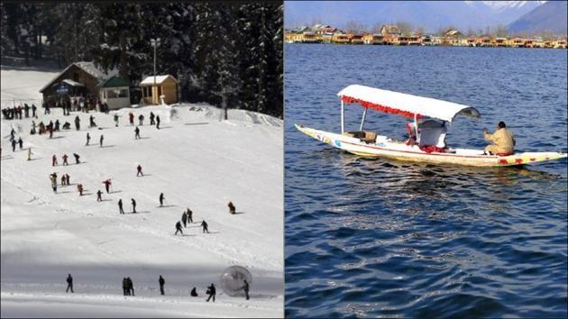 Travel Agents Association of Kashmir gears up to host tourists in Valley again(Twitter/NooriBadat/SabahKashmiri)