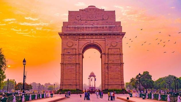 """""""High surface wind speed is predicted... Favourable ventilation condition is likely to keep Delhi's AQI in the moderate category for the next three days,"""" SAFAR said.(Pixabay)"""
