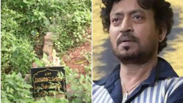Irrfan Khan died in April, after a two-year illness.