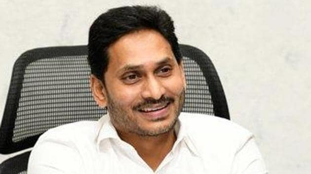 Describing his government as farmer-friendly, CM Jagan Reddy said the government had already introduced Rythu Bharosa Kendras to facilitate farmers with seeds, fertilisers, and also being developed as warehouses and crop procurement centres. (Photo @AndhraPradeshCM)