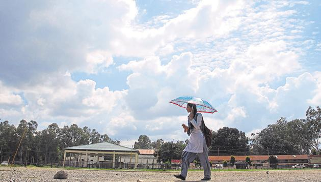 The commencement of monsoon withdrawal is 11 days late compared to the new normal date set by IMD this year.(Representational Photo/HT Archive)