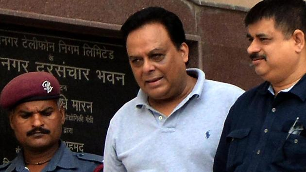 """The CBI had alleged that Moin Qureshi, apart from his day job of a meat exporter, also worked as a middleman for """"certain public servants.""""(Sonu Mehta/HT PHOTO)"""
