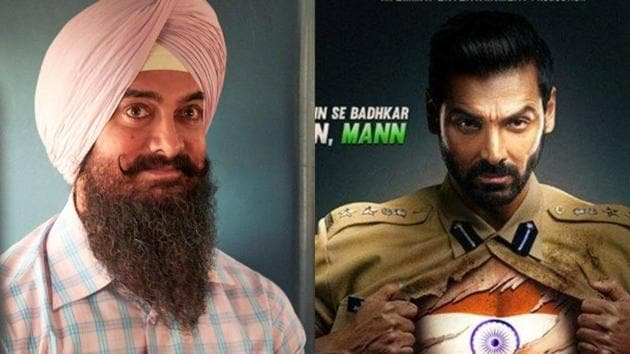 Both Laal Singh Chadha and Satyameva Jayate 2 will release around festivals in 2021.