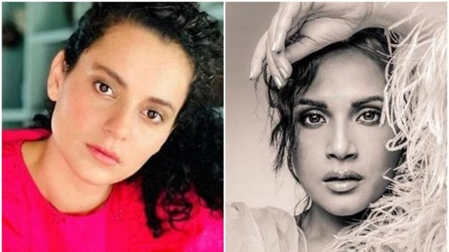 Richa Chadha and Kangana Ranaut have reacted to the Hathras rape and death case.