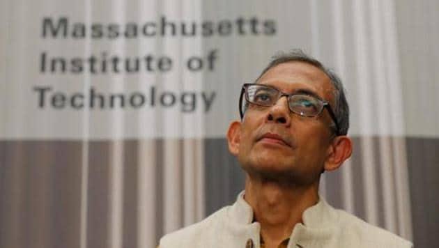 Nobel Laureate Abhijit Banerjee .(Reuters)