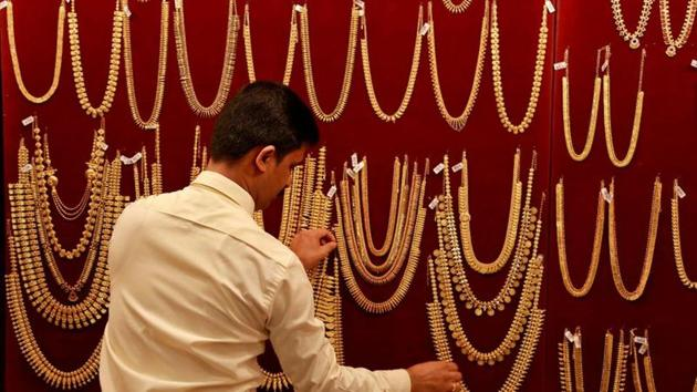 Gold Rate Rises To Rs 49 260 Silver