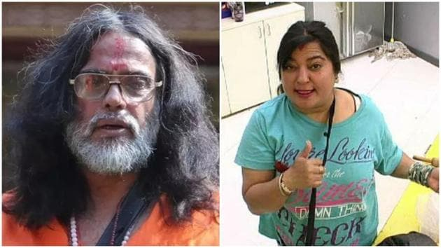 Swami Om and Dolly Bindra were among the most troublesome contestants on Bigg Boss.