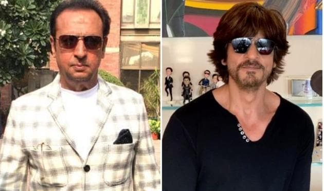 Gulshan Grover said that he was once denied a Moroccan visa because he had beaten Shah Rukh Khan in a film.