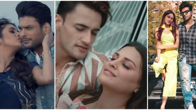 One of the chief attractions of Bigg Boss 13 was the budding romance between three pairs - Sidharth Shukla-Shenaaz Gill, Asim Riaz-HImanshi Khurana and Mahira Sharma-Paras Chhabra.