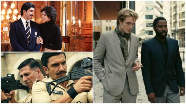 Sooryavanshi, 83 and Tenet are all yet to release in India.