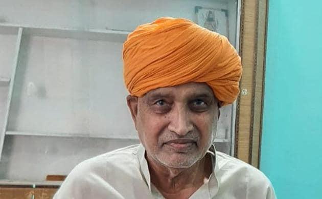 Former Radaur legislator Shyam Singh Rana