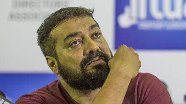 Anurag Kashyap.(HT Archive)