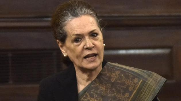 The matter has now reached Congress president Sonia Gandhi(Mohd Zakir/HT File Photo)