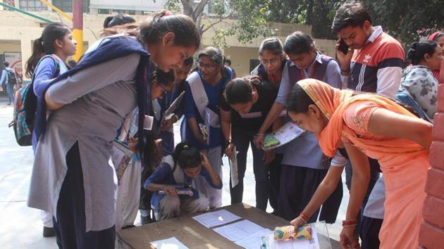 The Lalit Narayan Mithila University, Kameshwaranagar, Darbhanga on Thursday declared the results of Bihar B.Ed. Common Entrance Test (CET) 2020 on its official website.(Yogendra Kumar/HT PHOTO)