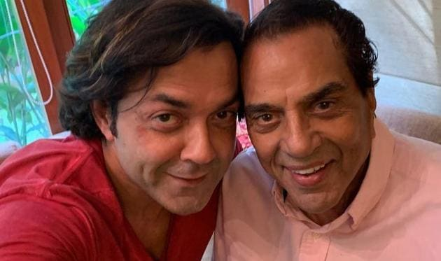 Bobby Deol said that his relationship with his father, Dharmendra, is one of respect.