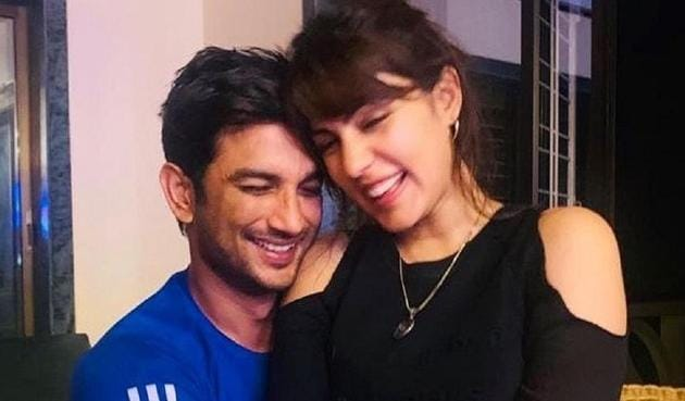 Sushant Singh Rajput was in a relationship with Rhea Chakraborty at the time of his death.