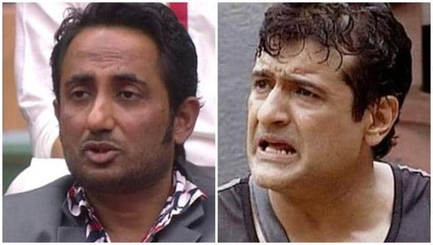 Zubair Khan (L) and Armaan Kohli were involved in some of the biggest controversies on Bigg Boss.