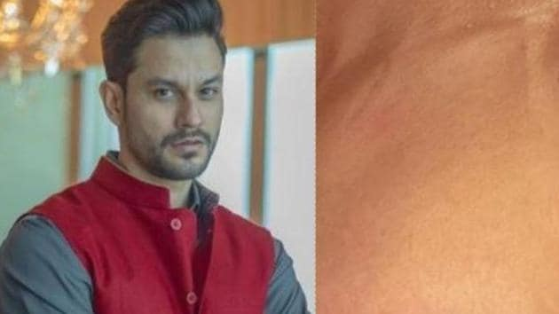 Thanking the artist, Kunal Kemmu also explained his tattoo in detail.