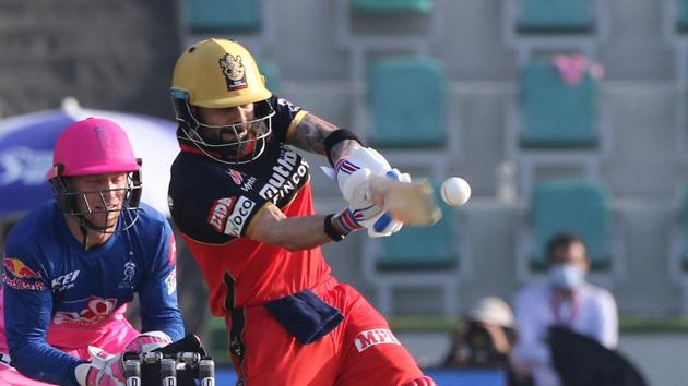 IPL 2020, RCB vs RR Live Score - Royal Challengers Bangalore vs Rajasthan Royals, Indian Premier League Match Today in UAE(IPL/Twitter)