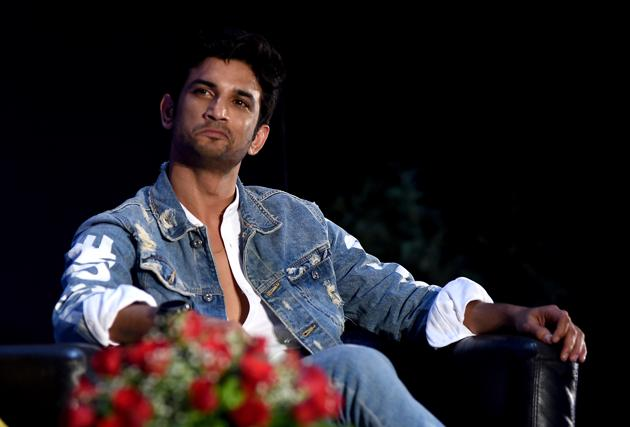 Bollywood actor Sushant Singh Rajput is seen in this file photo. Bandra Police's senior inspector Nikhil Kapse in the affidavit refuted the allegations that the police were damaging the reputation of the petitioners or any deceased person.(AFP Photo)