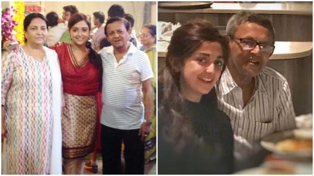 Monali Thakur has paid tribute to her father Shakti Thakur who died of cardiac arrest.