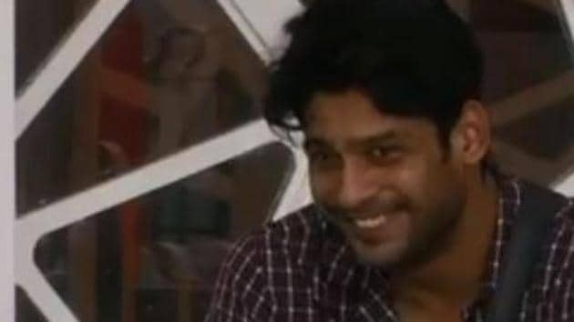 Bigg Boss 14: Sidharth Shukla blushed when during the discussion about Shehnaaz Gill.