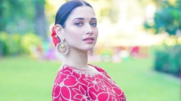 In August, Tamannaah's parents tested positive for the coronavirus.