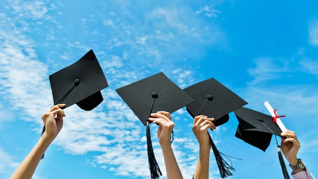 Intended to empower graduates with competencies and 21st-century skills to become global citizens, and contribute to the nation's economy, 'graduate attributes' shall also provide for content mapping, suggest pedagogical pathways and effective evaluation tools for measuring attainment level prior to award of the degrees.(Shutterstock)