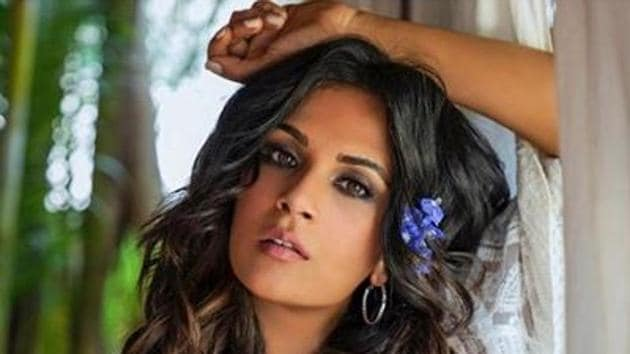 Richa Chadha had earlier sent a legal notice to an actor who had spoken in a derogatory manner against her.