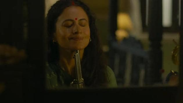 This scene featuring Rasika Duggal in Mirzapur inspired a few memes.