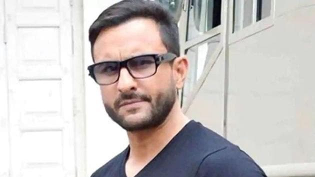 Saif Ali Khan had previously expressed a reluctance to kiss on camera.