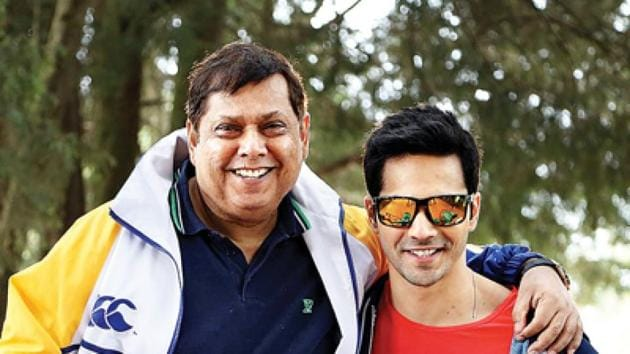 Varun Dhawan and David Dhawan's Coolie No 1 is up for release.