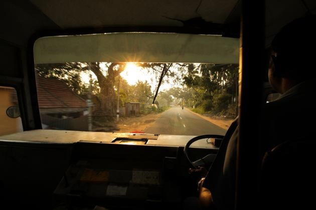 In these days of the pandemic, even memories of bus rides are shot through with longing.(Shutterstock)